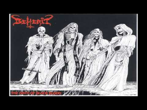 Beherit - The Oath of Black Blood
