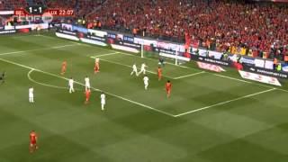 Belgique Luxembourg le résumé 5-1      Diables Rouges