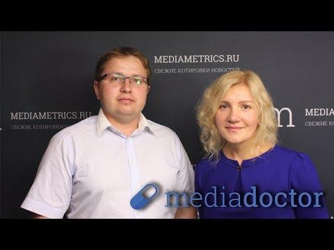 Прием ведет врач-педиатр Ликунов. Вакцинация в педиатрии