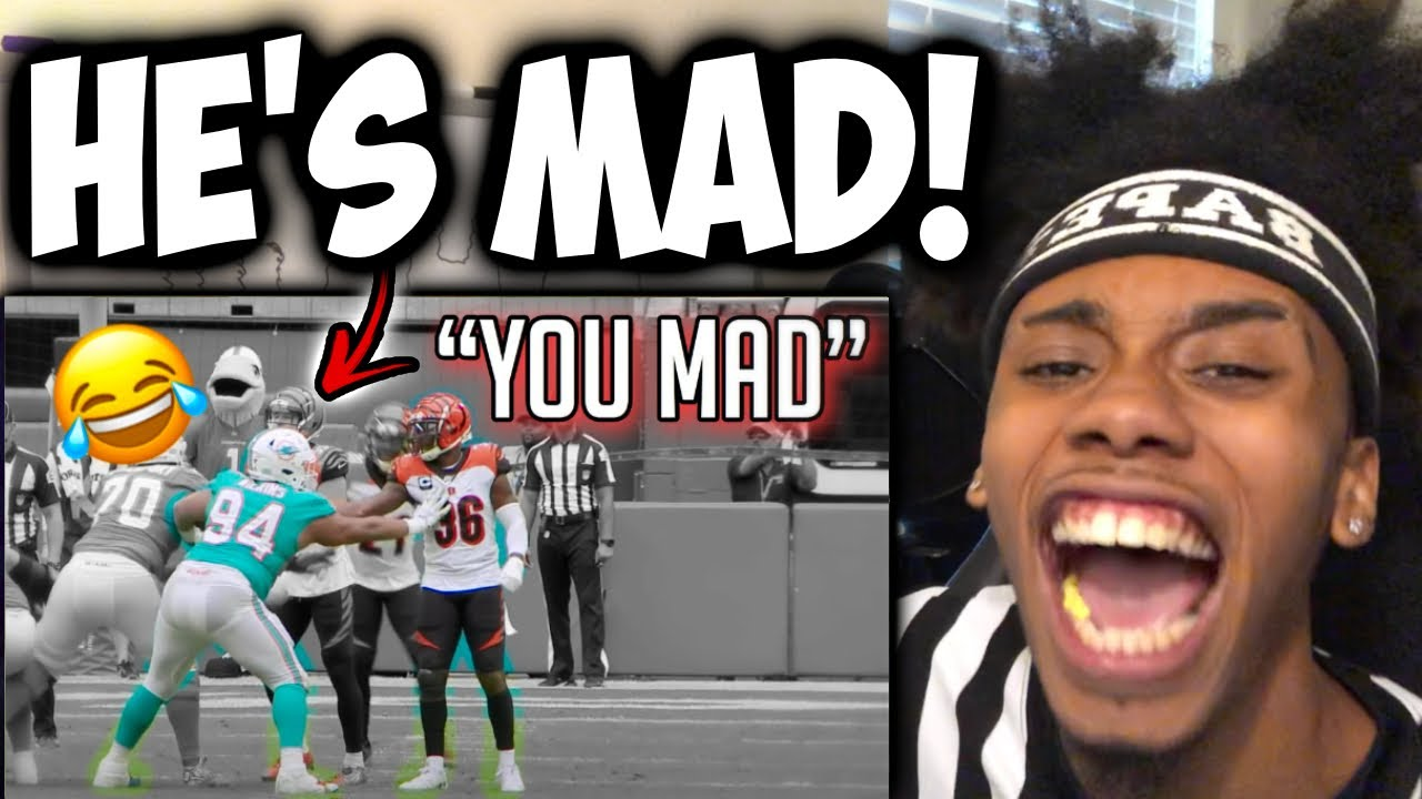 "This Is HILARIOUS! NFL Funniest ""Mic'd Up"" Moments From the 2019-2020 Season 