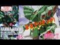 ガンプラ 「RE100 ハンマ・ハンマ ( AMX-103 HAMMA-HAMMA )」#05腰部組立 / 機動戦士…