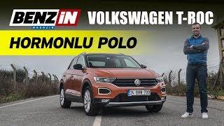 Volkswagen T-Roc test sürüşü 2019   Hormonlu Polo Video