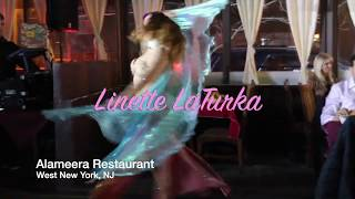 Belly Dancer NJ NYC Linette LaTurka