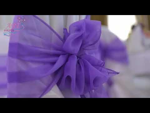 Оформление свадебного зала г.Нур-Султан