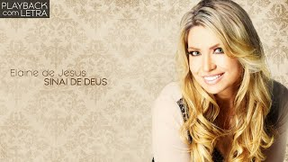Watch Elaine De Jesus Sinai De Deus video