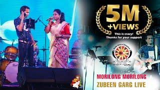 Morilong Morilong Lagi Jay | Zubeen Garg | Satabdi Borah | Tanvi Sharma - Spring Fest 2019 Bangalore
