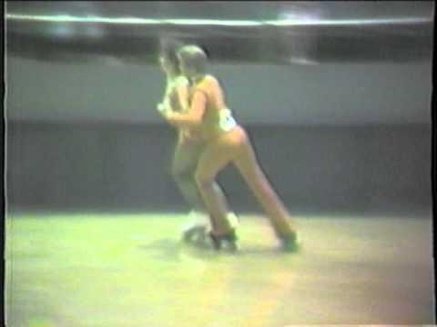 1984 Southwest Regional Roller Skating Championships - Senior Dance Final - Kilian