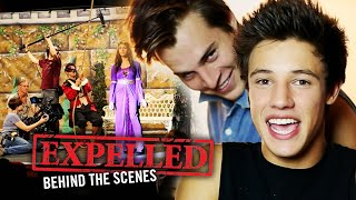 Cameron Dallas & Expelled Cast Talk About Working Together On Set!