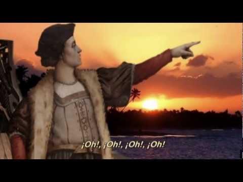 La Borinqueña - Himno de Puerto Rico.mpg