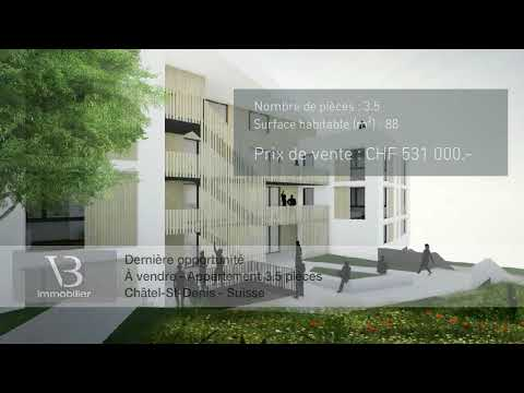 Anibis immobilier chatel st denis