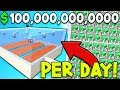 THIS IG FARM MAKES 100 BILLION DOLLARS A DAY! | Minecraft Skyblock (PvpWars)