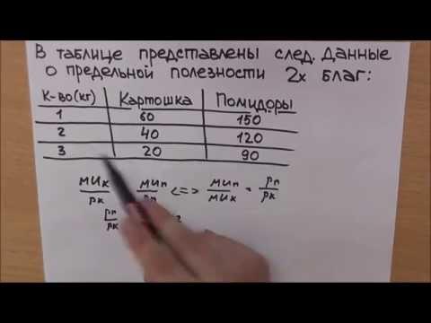Микра для начинающих/Теория потребительского выбора_1