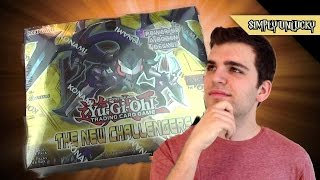 Best Yugioh New Challengers 1st Edition Booster Box Opening! OH BABY!! Thumbnail