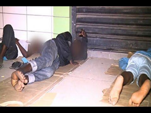 Un enfant sur cinq vit dans la rue en Côte d'Ivoire selon les statistiques