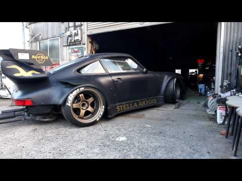 Rauh Welt Porsche 930 Stella Artois