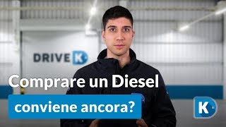Comprare un Diesel conviene ancora?