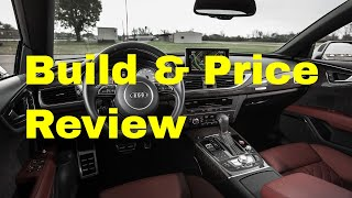 2018 Audi S7 Prestige Sedan - Build & Price Review: Technology, Design Performance, Specs