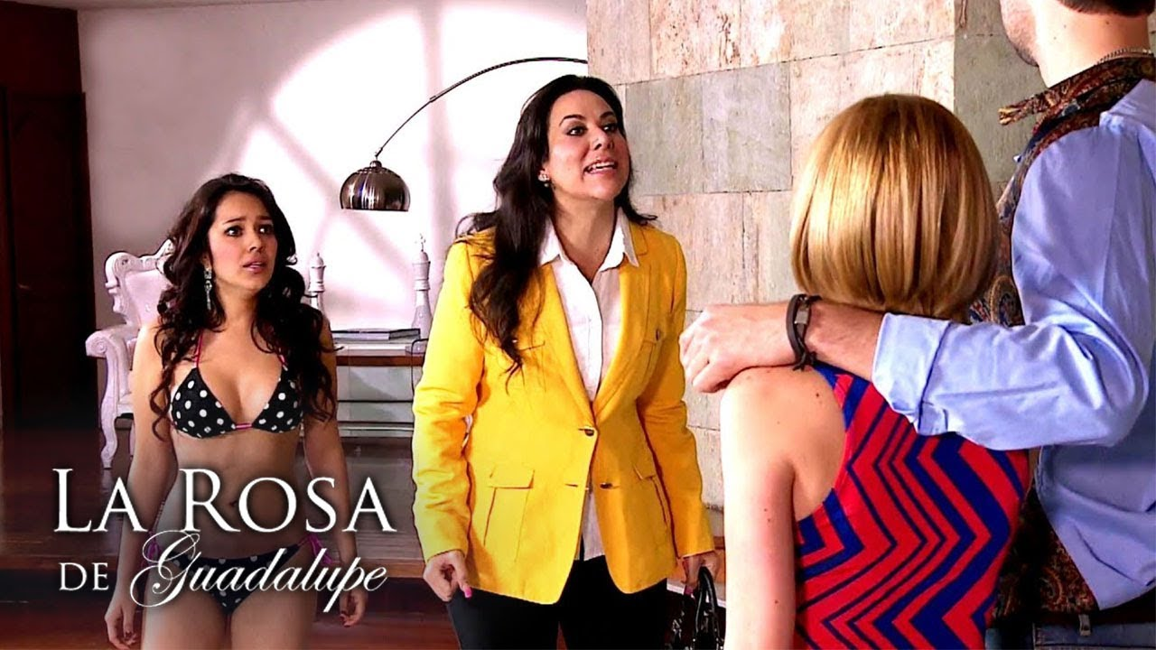 La Rosa De Guadalupe Las Chicas Inn Youtube