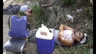 Мужской отдых на рыбалке в Астраханской дельте(Воспоминания о рыбалке., 2012-03-11T15:38:49.000Z)