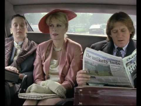 Joanna Lumley stars in Class Act DVD first s