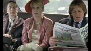 Joanna Lumley stars in Class Act DVD first scenes