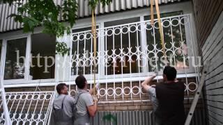 Решетки на окна Москва 23 06 14 -