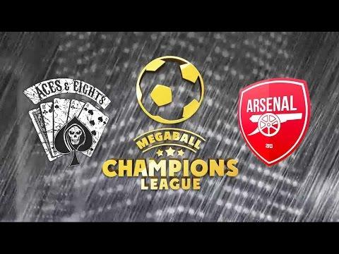 MCL. Premier League. Season 4. 5 Tour.  Aces & Eights - Arsenal London (Дядя Арсен, Vaiz)