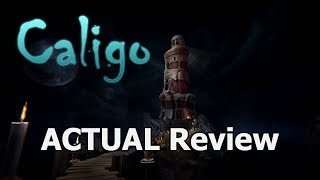 caligo ACTUAL Game Review