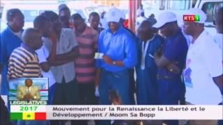 Législatives 2017: 12eme message du mouvement Mom Sa Bopp Menel Sa Bopp