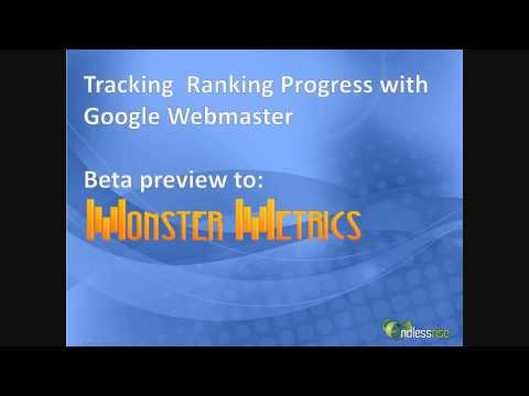 Preview - Tracking SEO Performance Webinar