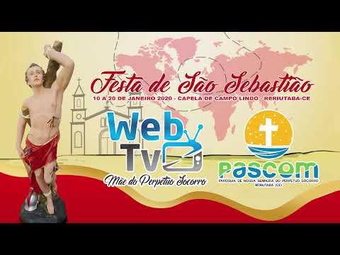Assista Agora à 6ª Novena Em Honra A São Sebastião Direto Da Comunidade De Campo Lindo Reriutaba-CE