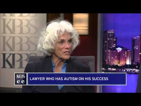 Autistic San Diego Lawyer Plans To Practice Special Education Law