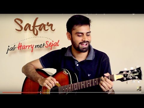 Safar Cover | Acoustics With Guitar Percussion | Jab Harry Met Sejal | Arijit Singh