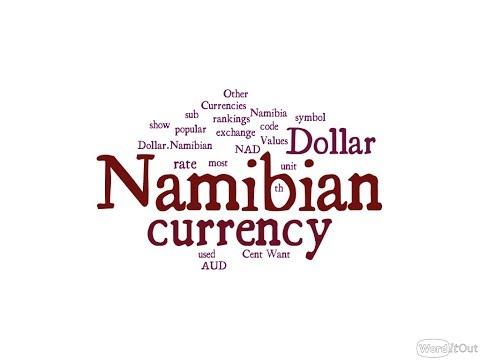 Namibian Currency - Dollar