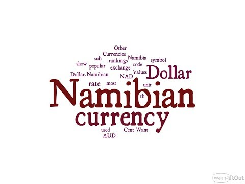 Namibian Currency - Dollar