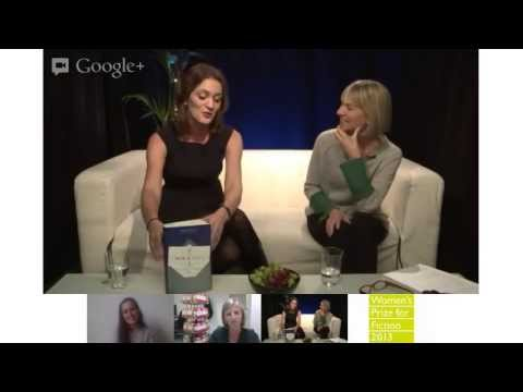 Women's Prize and Grazia Google+ Hangout: How To Get Published Master Class