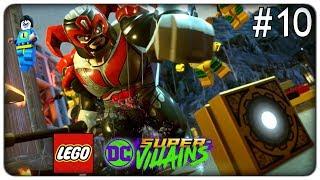 DARKSEID SFERRA L'ATTACCO FINALE   Lego DC Super-Villains - ep. 10 [ITA]