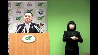 三重県知事定例記者会見(平成29年2月7日)