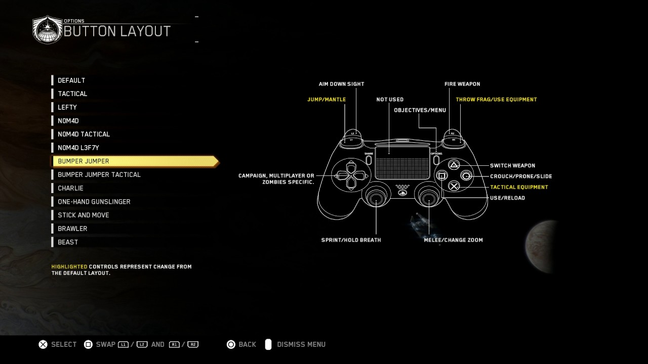 Call Of Duty Ww2 Xbox One Controller Layout Wiring Diagrams Http Coraifeartaighwordpresscom 2013 02 04 Resistorsinseriesand Infinite Warfare Dual Shock 4 Stick And Rh Youtube Com Lab Dying Light