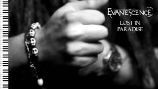 Evanescence - Lost In Paradise (Acoustic Version) - Piano Instrumental