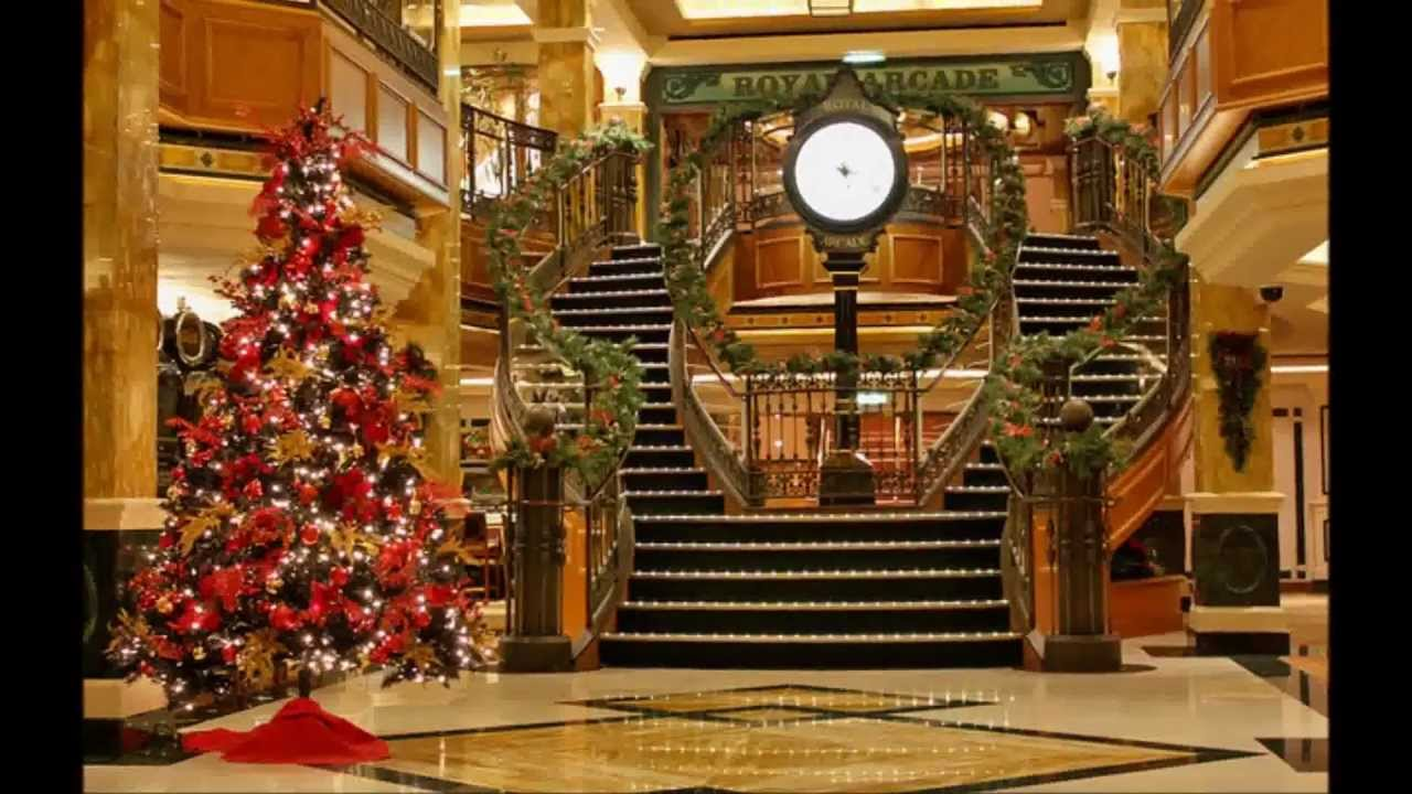 Queen victoria cruise ship youtube for Queen elizabeth 2 ship interior