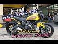 🔹รีวิว🔹#Ducati #Scrambler800 2015 วิ่ง12,xxxกม. สภาพป้ายแดง ฟรีดาว์น!!