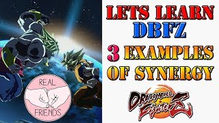 Lets learn DBFZ! - 3 outstanding examples of character synergy