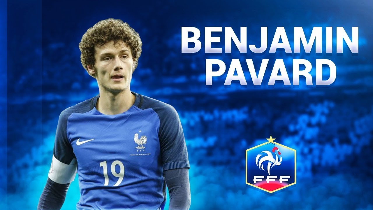Benjamin Pavard Friendlies  France Youtube