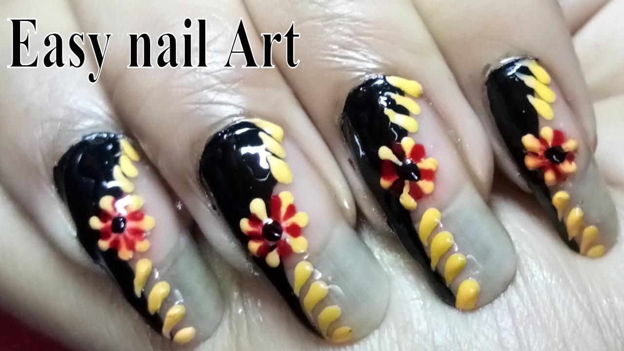 beautiful nails polish design