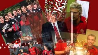 [HD] Sir Alex Ferguson Song(Red is the man)