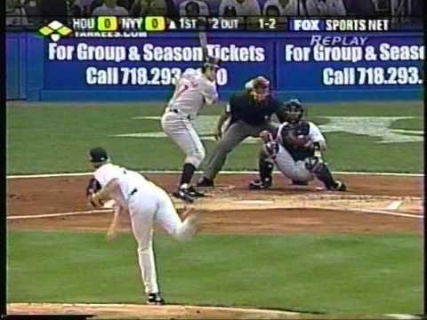 (6-Pitcher No-Hitter) Astros vs. Yankees June 11, 2003
