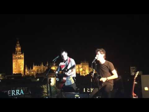 "SECOND ""Tu alrededor"" - Live the Roof Sevilla, 20/08/16"