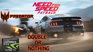 NFS™ Payback - Double OR Nothing