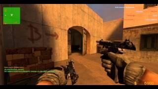 Прохождение игры Counter Strike Source - Modern Warfare 3 с Призраком